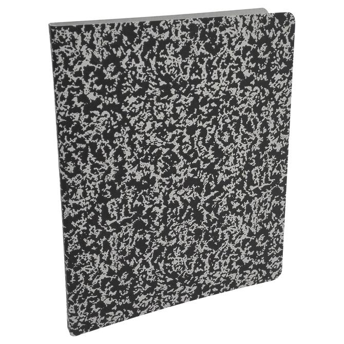 Mapa biro A4 karton marmorirano crna (000000222)