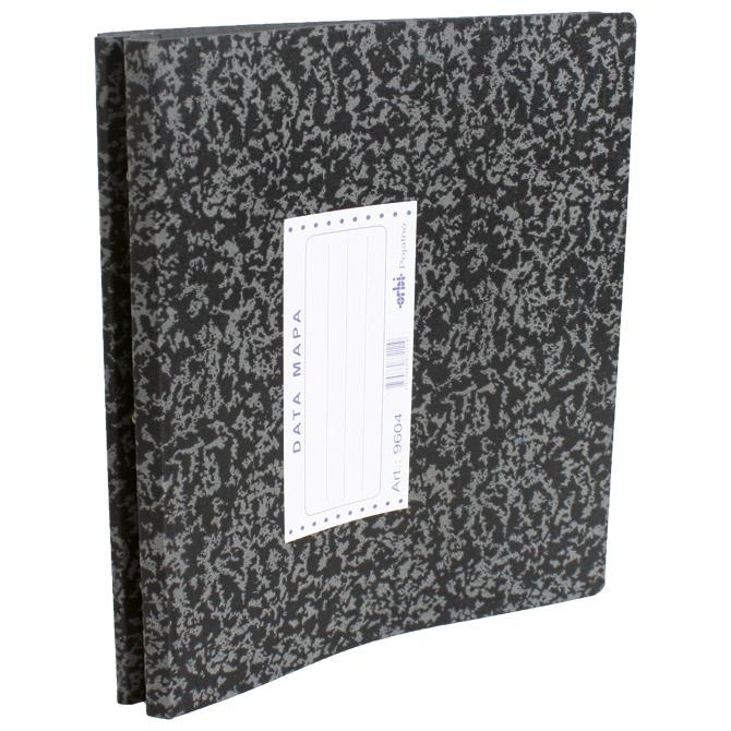 "Mapa Data 9604 za papir 12""x234mm Orbi 9604 marmorirana crna (000015455)"