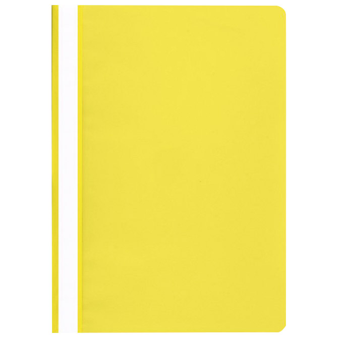 Fascikl mehanika klizna pp A4 Fornax 40210 žuti (000024797)
